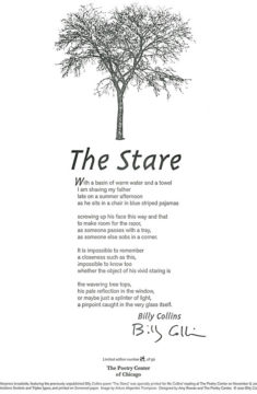 Billy Collins - The Stare