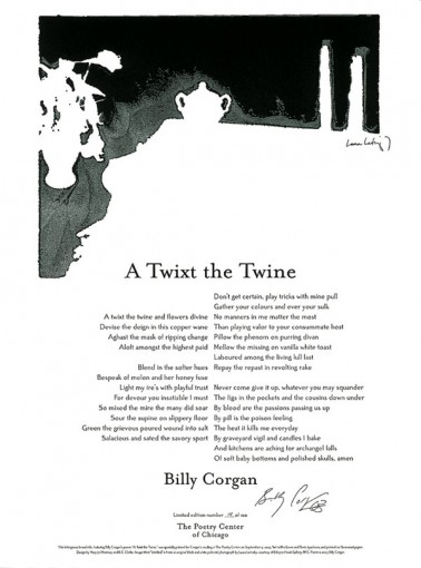 Billy Corgan - A Twixt the Twine