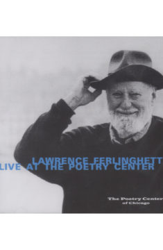 Lawrence Ferlinghetti - Live at the Poetry Center