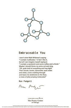 Ron Padgett - Embraceable You